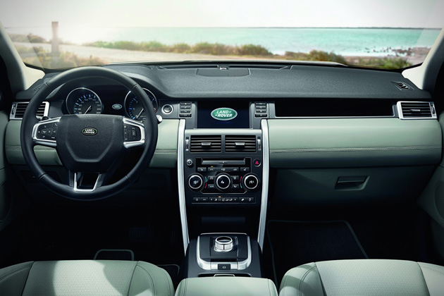 2015 Land Rover Discovery Sport 6