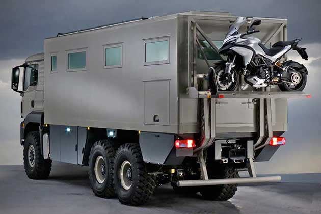 Action Mobil Global XRS 7200 Expedition Vehicle 3