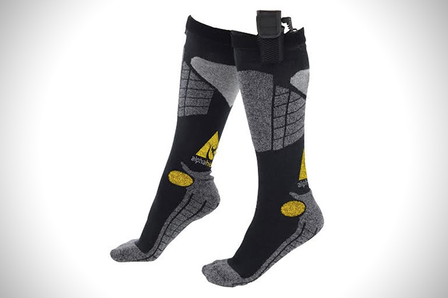 AlphaHeat Heated Sock