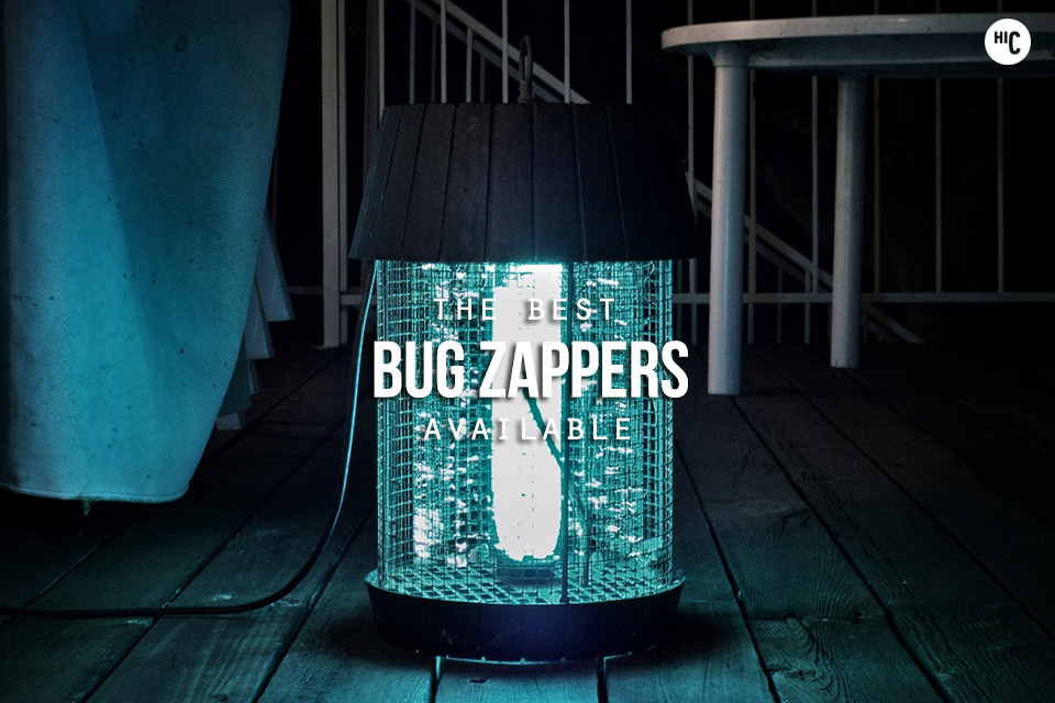 Go Into The Light: The 6 Best Bug Zappers | HiConsumption