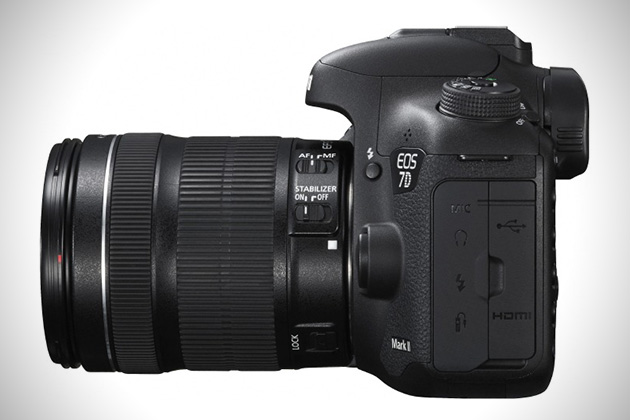 Canon EOS 7D Mark II 2