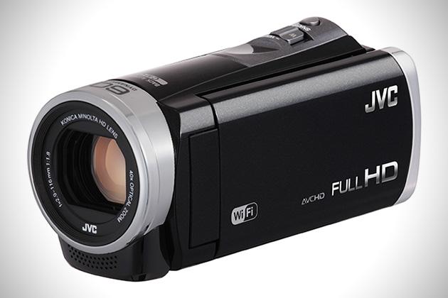 JVC Everio GZ-EX210