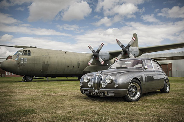 Jaguar Mark 2 Redesigned By Ian Callum 3