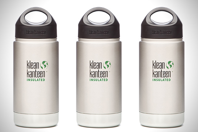 Kleen Kanteen Insulated Wide-Mouth