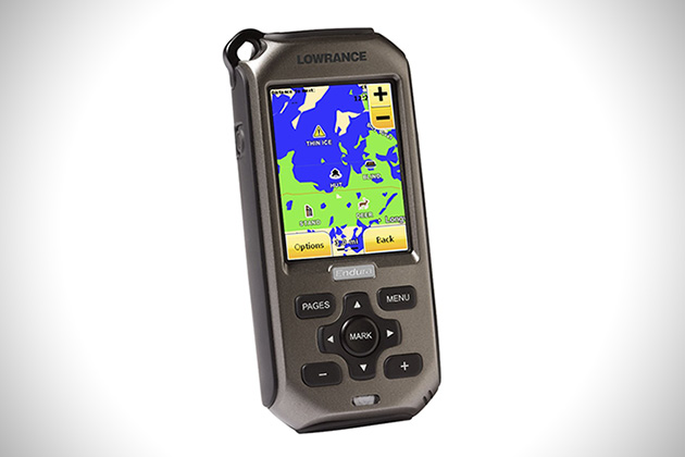 Lowrance Endura Safari