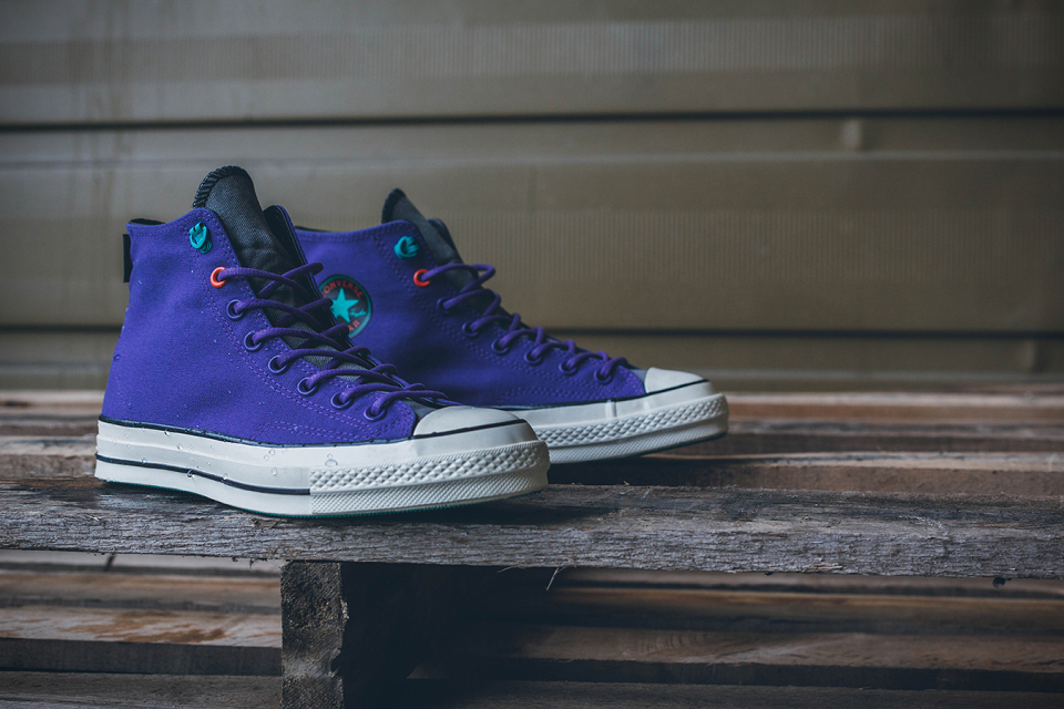 660dfb632df Polartec x Converse Chuck Taylor All Star 1970