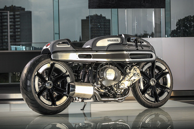 BMW K1600 by Krugger Motorcycles 6