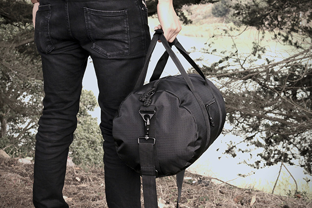 Bomber Barrel Bag 4
