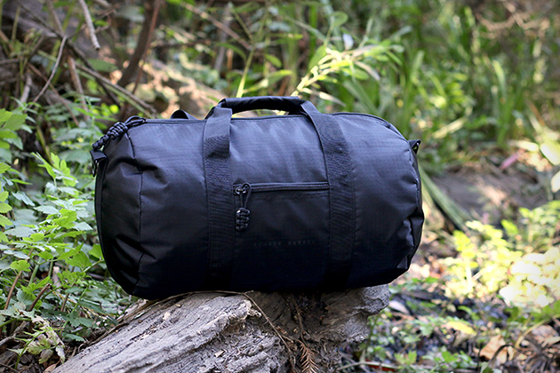 Bomber Barrel Bag 5