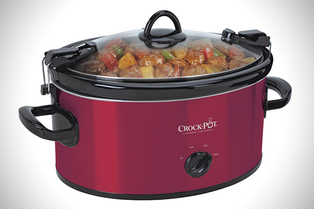 Crock-Pot Cook N Carry