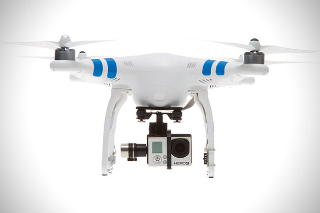 DJI Phantom 2 Quadcopter Drone