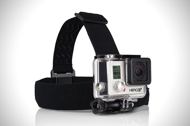 Headstrap Mount Quick Clip