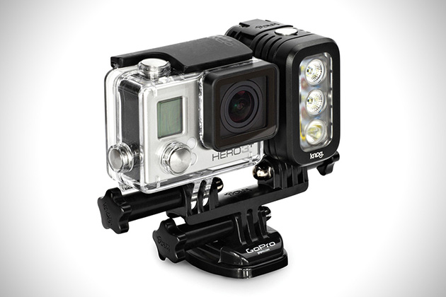 Knog Qudos Action Light Videolight