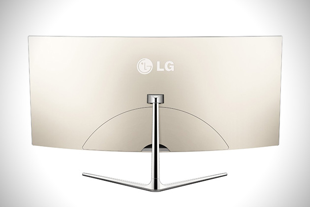 LG Cineview Curved Ultrawide LED Monitor 4