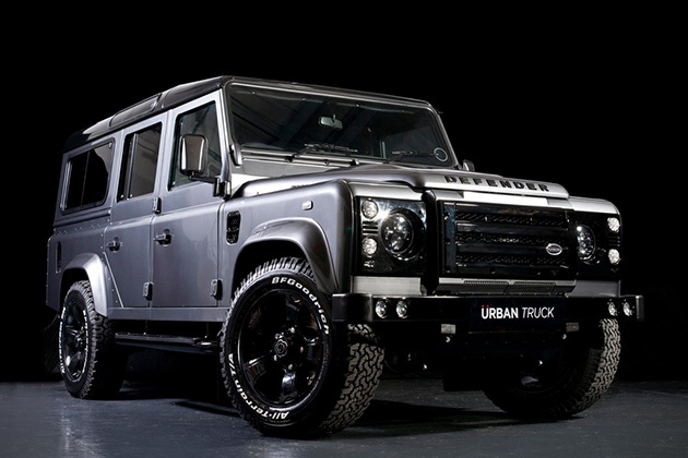 Land Rover Defender Ultimate Edition By Urban Truck Hiconsumption