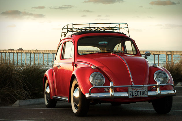 ZelectricBugs: Vintage VW Beetles Made Electric | HiConsumption
