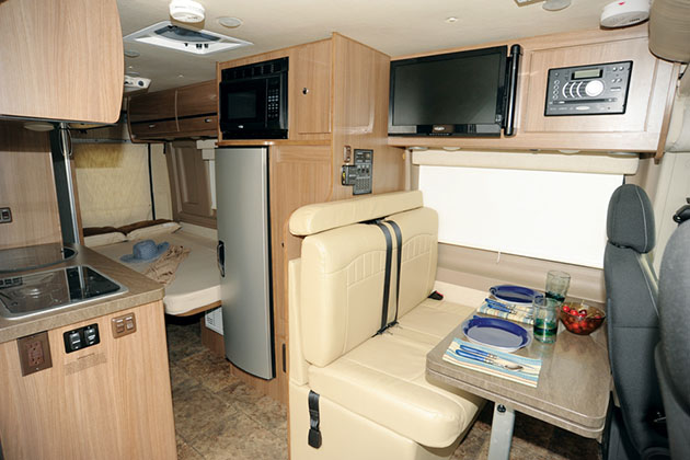 2015 Winnebago Travato Adventure Mobile Hiconsumption