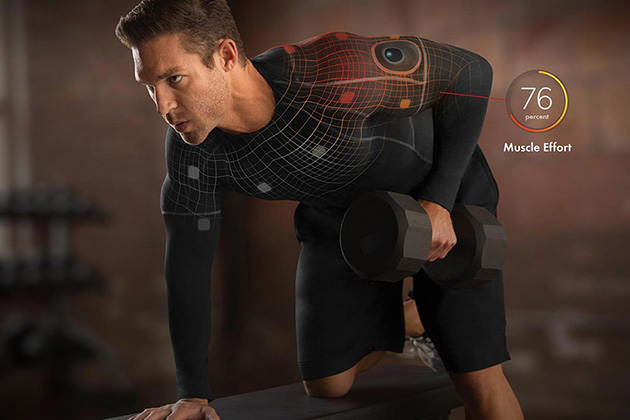 Athos Core- Fitness Tracking Apparel 1