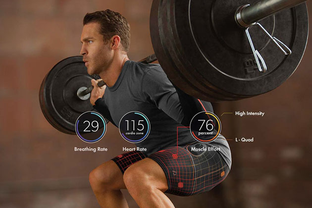 Athos Core- Fitness Tracking Apparel 3