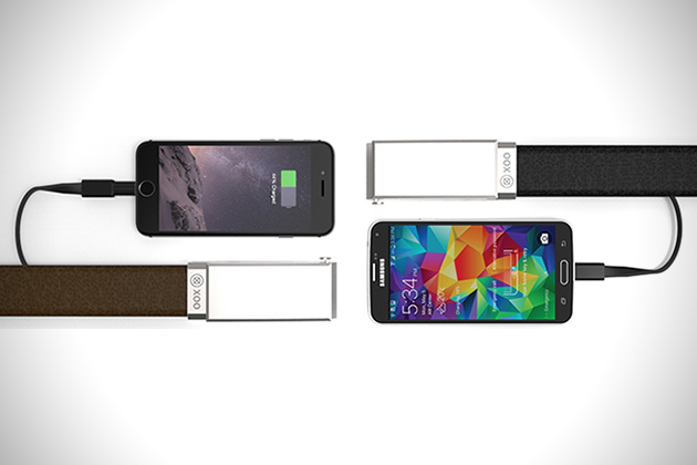 Xoo Charging Belt By Nifty Hiconsumption