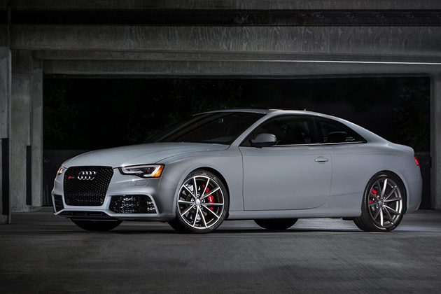 2015 Audi RS 5 Coupe Sport Edition 2