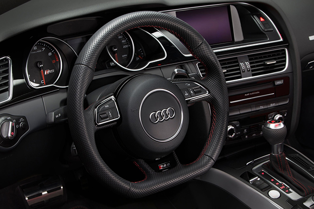 2015 Audi RS 5 Coupe Sport Edition 3