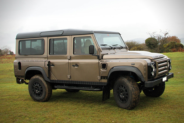 430 HP LS3-Powered Land Rover Defender by Wildcat 2