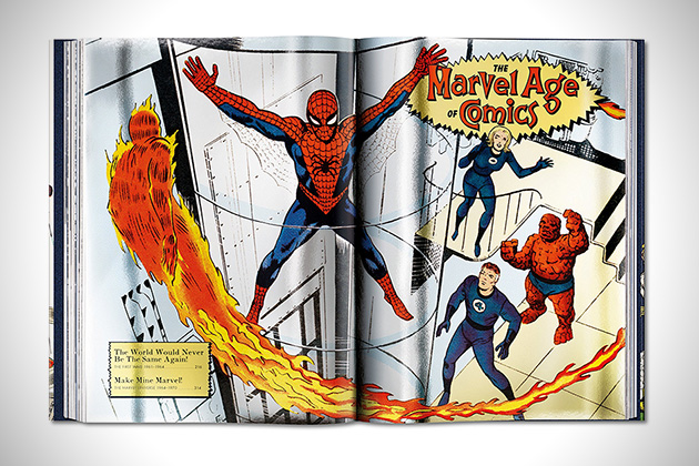 75 Years of Marvel Comics- From the Golden Age to the Silver Screen 2