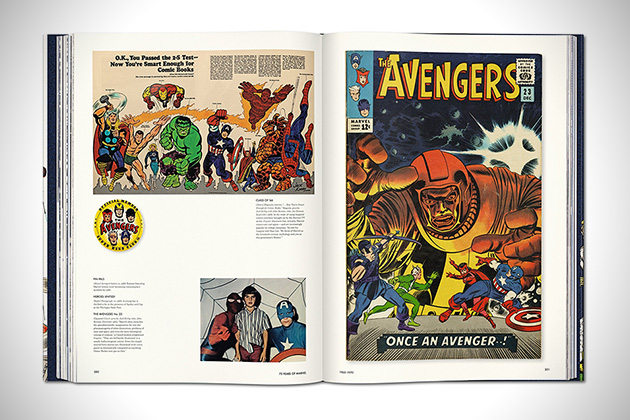 75 Years of Marvel Comics- From the Golden Age to the Silver Screen 4