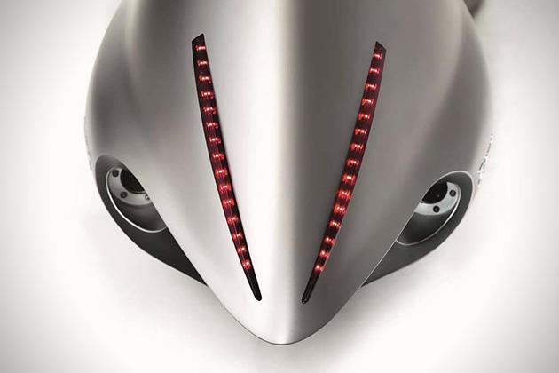 Akrapovic Full Moon Concept Motorcycle 5