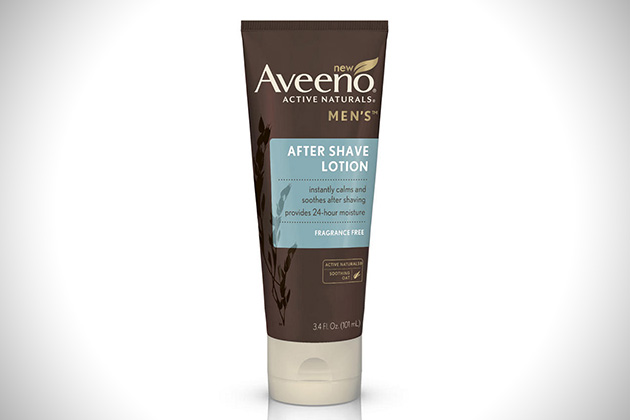 Aveeno After Shave Lotion