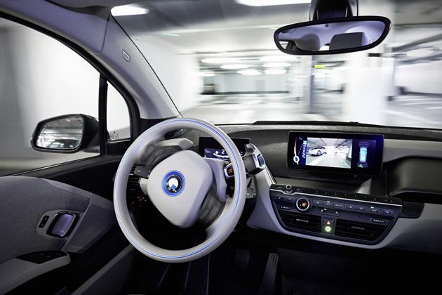 BMW Remote Valet Parking Assistant 2