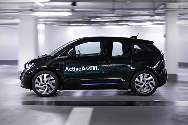 BMW Remote Valet Parking Assistant 3