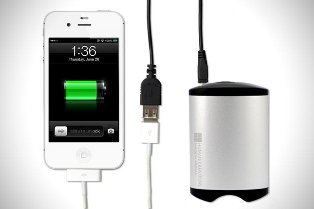 EnergyFlux 4400mAh Rechargeable