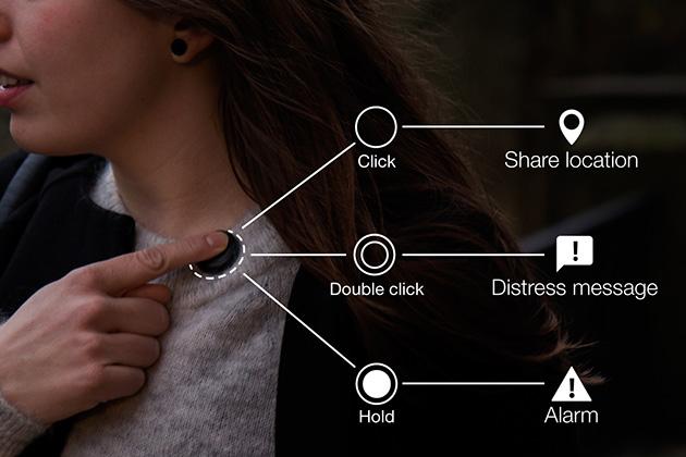 Flic Wireless Smart Button 4