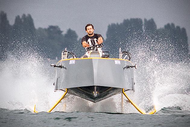 Hydros HY-X Yacht 2