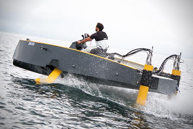 Hydros HY-X Yacht 3