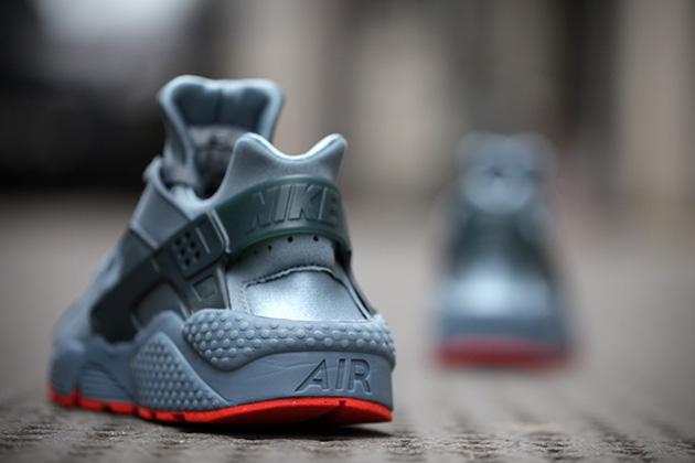 Nike Air Huarache Run FB Graphite 3