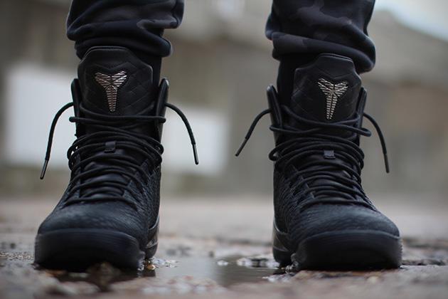 Nike Kobe 9 KRM EXT Black Mamba 3