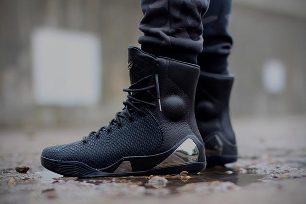 Nike Kobe 9 KRM EXT Black Mamba 4