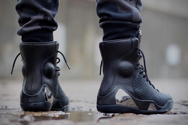 Nike Kobe 9 KRM EXT Black Mamba 5