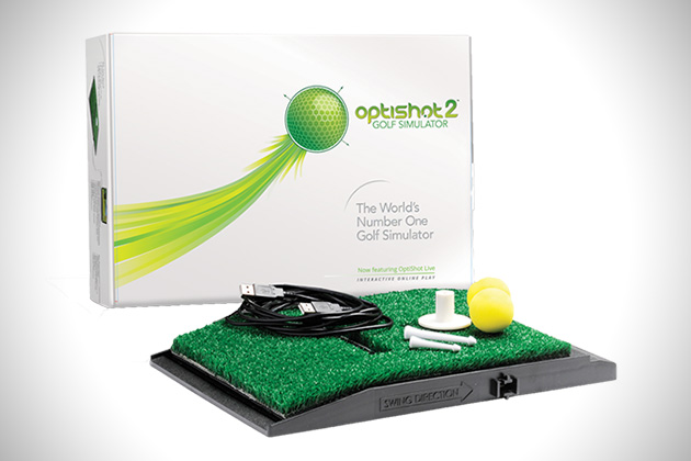 OptiShot 2 Golf Simulator 2