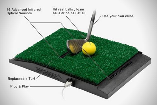 OptiShot 2 Golf Simulator 3