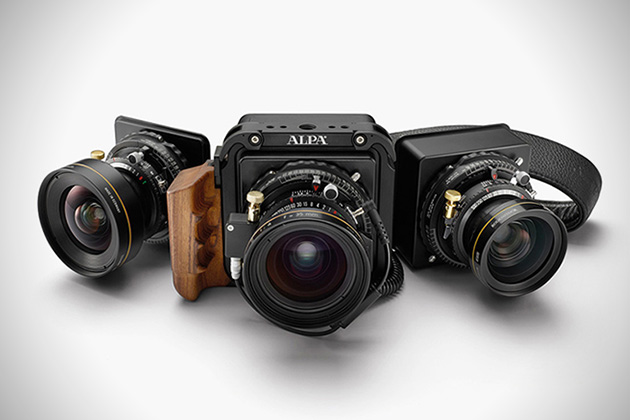 Phase One x Alpa A-Series Cameras 2