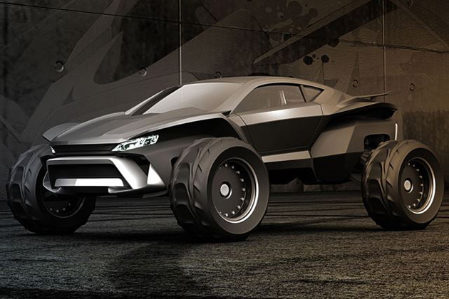 sidewinder dune buggy by gray design hiconsumption