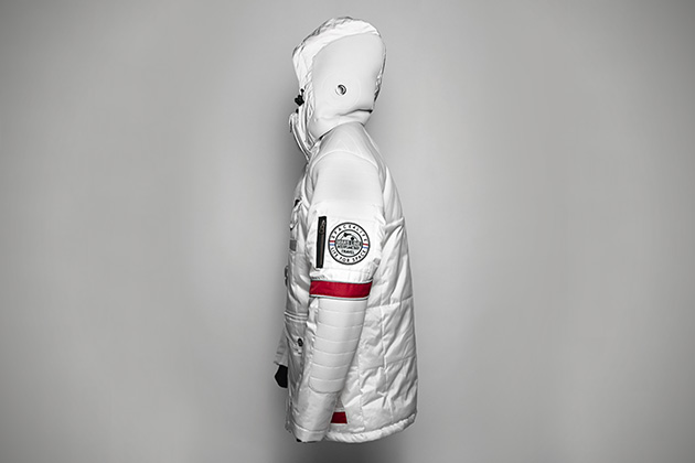 Spacelife Jacket- A Spacesuit-Inspired Jacket 3