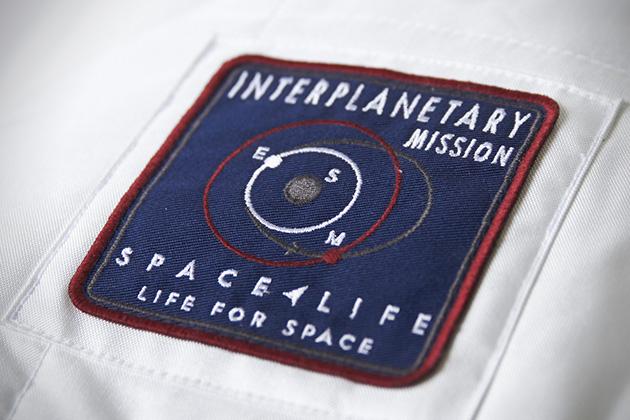 Spacelife Jacket- A Spacesuit-Inspired Jacket 6