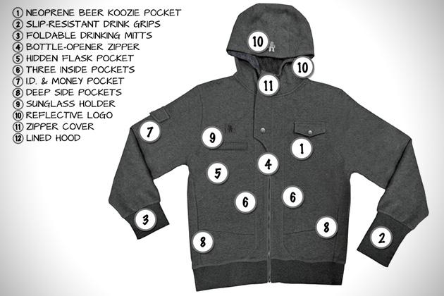 The Drinking Jacket 2
