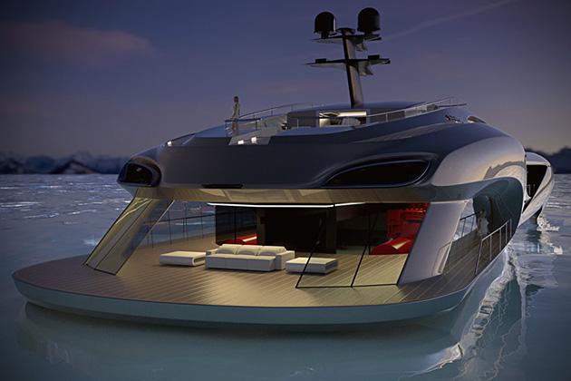 The Xhibitionist Superyacht 3