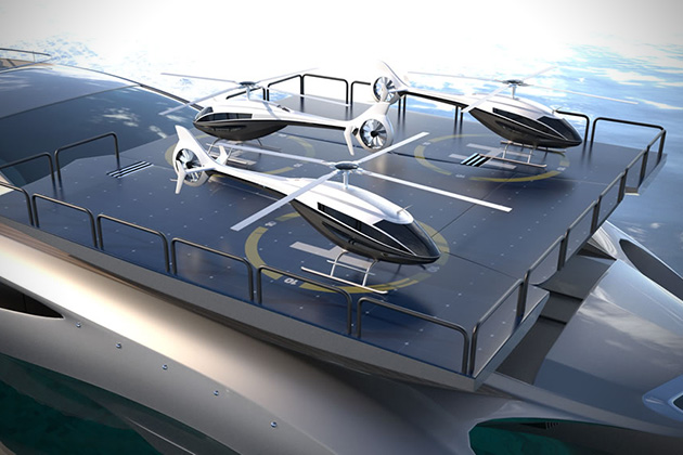 The Xhibitionist Superyacht 4
